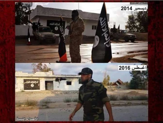 Al Baghdadi recruiting Daesh to Benghazi to support Benghazi Shura Revolutionaries against Battle Scarred Benghazi Forces.
