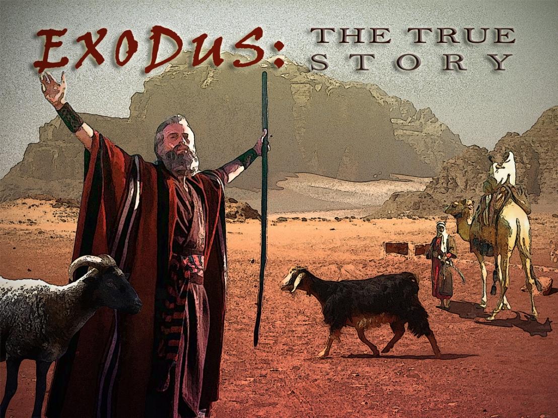 The Real Exodus: End ofIsrael