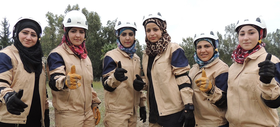 "US, UK Paid ""White Helmets"" Help Al Qaeda Blocking Water To 5 Million Syrians"
