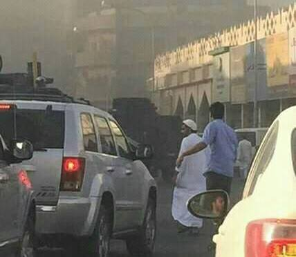 UAE Embassy attacked in Qatar