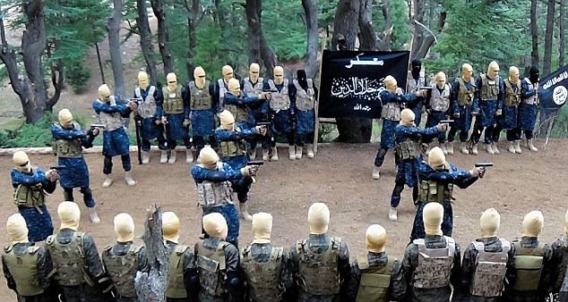 ISIS (ISIS's Khorasan branch (wilayat al-Khorasan) now 10,000 members plus.
