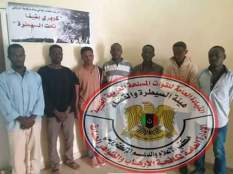 Chadian Mercenaries allied with Muslim Brotherhood